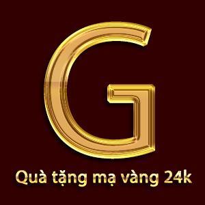 Quà tặng mạ vàng 24k