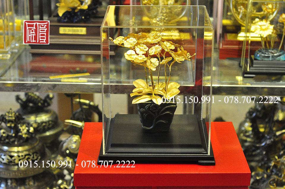 Con gái thích quà gì trong ngày sinh nhật - Quà tặng mạ vàng 24k