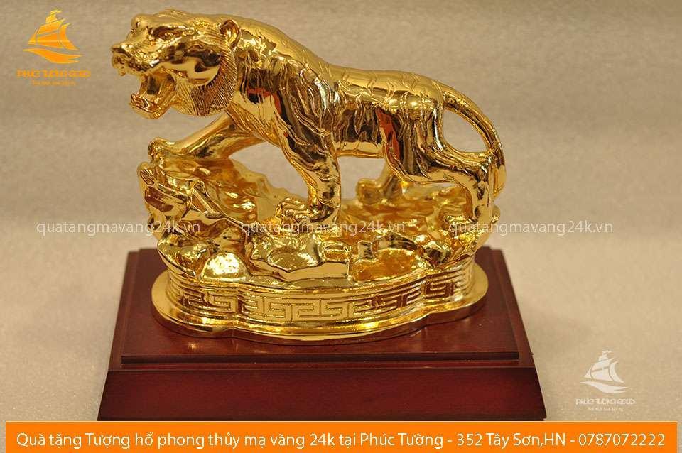 Ý nghĩa tượng hổ phong thủy